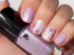maryam maquillage spring beauty trend lavender lilac purple