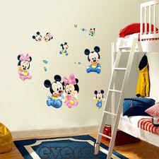 mickey mouse font b minnie b font vinyl mural font b wall b font font b jpg