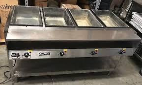 serving line steam tables vollrath 5 pan well electric steam table buffet portable serving