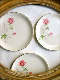 vintage china with pink roses pink china plates vintage china gold dishes kitchen