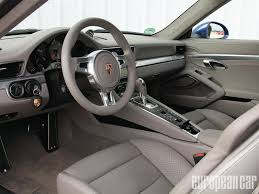 porsche carrera interior 2012 porsche 991 911 carrera s first drive photo u0026 image gallery