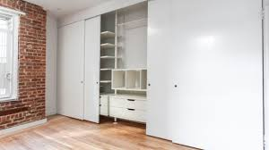 Wood Sliding Closet Doors Sliding Doors New Door For Closet Regarding 3 Walkforpat Org