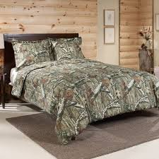Camouflage Bedding For Girls by Oak Infinity Camo Comforter Set