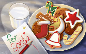 december 2017 3rd annual cookies for santa the mary c