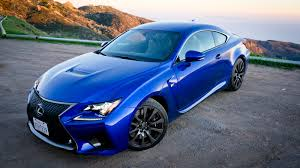lexus rc f sport 2017 lexus rc f reviewed the truth about cars
