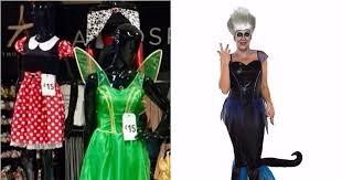 Asda Childrens Halloween Costumes Primark Asda Selling Disney Costumes Adults