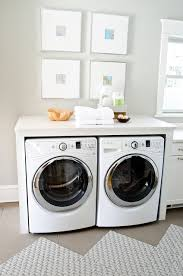 Washer And Dryer Cabinet Curbly Remodel Brought To You By Aristokraft Transitional