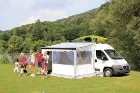Fiamma Awnings For Motorhomes Fiamma Awning Privacy Room 3 5m Large Sides Front Motorhome