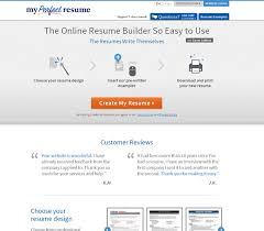 Infographic Resume Maker 10 Online Tools To Create Impressive Resumes Hongkiat