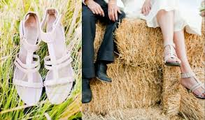 wedding shoes for grass country wedding shoes would you wear bridal shoes its all