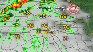 Map Dallas Fort Worth by Weather Alert Day Heavy Rain Ahead Cbs Dallas Fort Worth