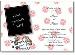 E Wedding Invitations Latest Trend Of Invitation Cards Online Create 58 For Your Online