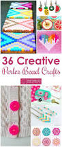 36 perler bead craft pattern ideas and tutorial on http www