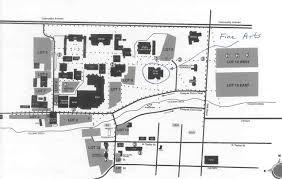 Uncg Campus Map Campus Map Uark My Blog