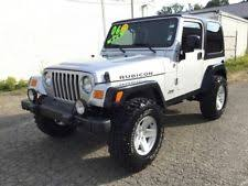 2006 jeep wrangler rubicon unlimited for sale jeep rubicon ebay