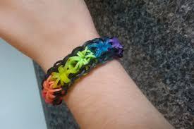 looms bracelet easy images How to make or buy the coolest rainbow loom bracelet patterns jpg
