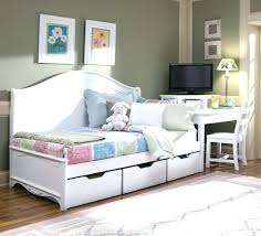Daybed With Storage Underneath Single Daybed With Storage Teescorner Info