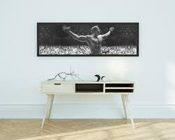 arnold schwarzenegger panoramic poster conquer