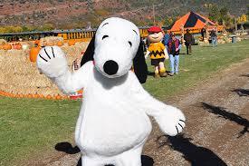 Charlie Brown Snoopy Halloween Costumes Peanuts Pumpkin Patch Express Durango U0026 Silverton