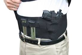 belly band holster alphaholster belly band gun holster abdomen