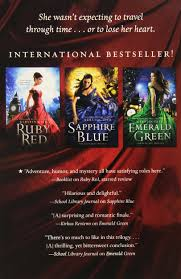 Sapphire Blue Amazon Com The Ruby Red Trilogy Boxed Set Ruby Red Sapphire