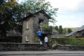 bridge house visit cumbria