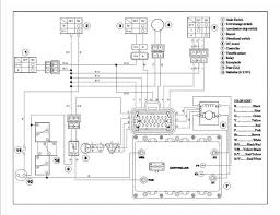 1999 yamaha golf cart wiring diagram 1999 club car golf cart