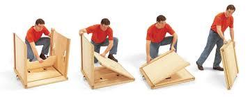 Heavy Duty Folding Table Heavy Duty Folding Work Table Popular Woodworking Magazine