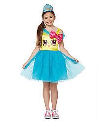 Phineas Halloween Costume Girls Shopkins Halloween Costumes Spirithalloween