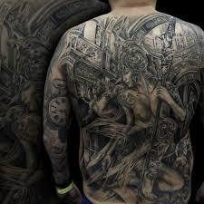 guardian of heaven by tony mancia tattoonow