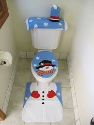 Christmas Bathroom Rugs 35 Best Snowmen Bathroom Images On Pinterest Snowmen Games And