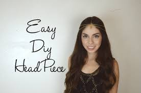 do it yourself hairstyles gatsby you tube easy diy head piece youtube