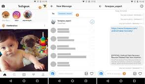 Instagram For Pc How To Direct Message On Instagram From Phone Pc