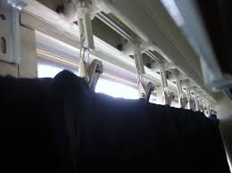 Diy Blinds Curtains 41 Best Curtain Rods U0026 Track Systems Images On Pinterest