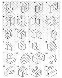 17 best drawing isometric images on pinterest technical drawings