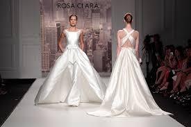 rosa clara wedding dresses barcelona bridal week rosa clara wedding dresses