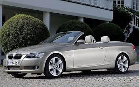 bmw series 3 2008 used 2008 bmw 3 series convertible pricing for sale edmunds