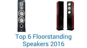 Bookshelf Speakers Wiki 6 Best Floorstanding Speakers 2016 Youtube