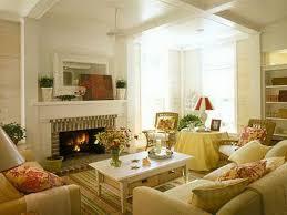 cottage living room decor country cottage living room inglenook