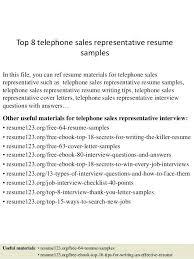 sales representative resume sle sales representative resume