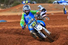 85cc motocross racing malkiewicz impresses once again in yamaha 85cc cup at murray
