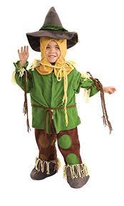 scarecrow costume wizard of oz toddler scarecrow costume toys