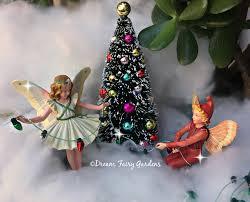 fairy garden christmas lights dollhouse christmas lights