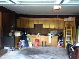 kitchen cabinets in garage kitchen cabinets in garage reusing kitchen cabinets garage