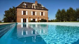 chambres d hôtes avec piscine dans l eure en normandie