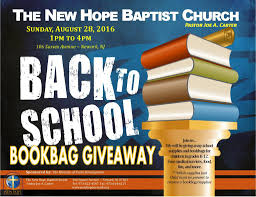 the new hope baptist church in newark new jersey faithfully focused