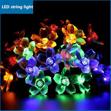 Flowers Decoration For Home Online Buy Wholesale Christmas Decorations For Home Led Solar From