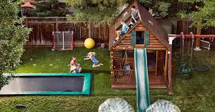 Ultimate Backyard Playground The Anti Helicopter Parent U0027s Plea Let Kids Play The New York Times