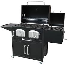 Brinkmann Dual Function Grill Reviews by Amazon Com Landmann 591320 Smoky Mountain Bravo Premium Charcoal