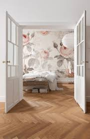 best 25 wall murals ideas on pinterest wall murals for bedrooms la maison wall mural floral komar decal xxl4 034